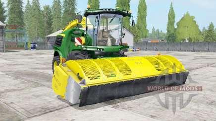 John Deere 9600i-9900i для Farming Simulator 2017