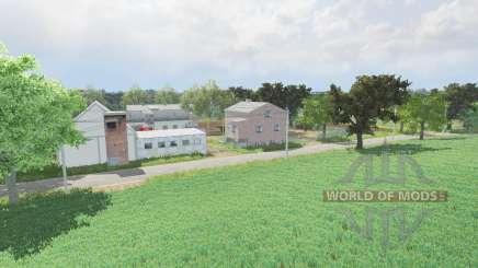 Borowo v2.1 для Farming Simulator 2013