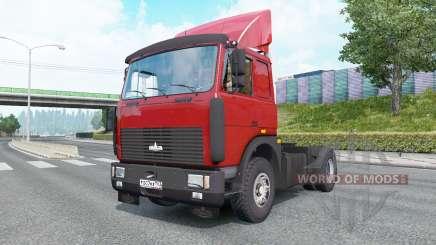 МАЗ-54323 для Euro Truck Simulator 2
