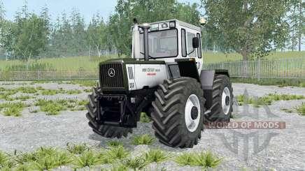 Mercedes-Benz Trac 1800 intercooleᶉ для Farming Simulator 2015