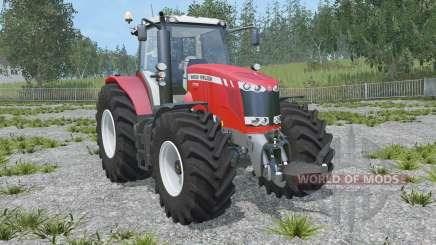 Massey Ferguson 7726 Dyna-VT для Farming Simulator 2015