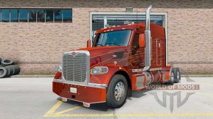 Peterbilt 567 Ultra Cab Sleepeᶉ для American Truck Simulator