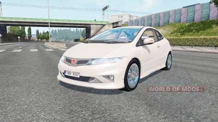 Honda Civic Type-R (FN2) для Euro Truck Simulator 2