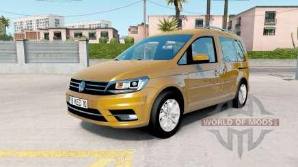 Volkswagen Caddy для American Truck Simulator