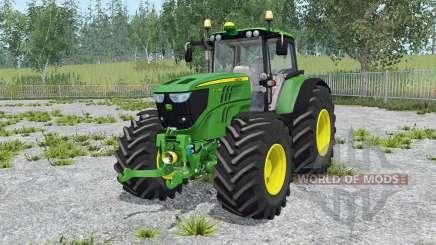 John Deere 6170M animated element для Farming Simulator 2015