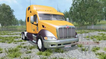 Peterbilt 387 dirty для Farming Simulator 2015