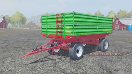 Pronar T653-2 lime green для Farming Simulator 2013