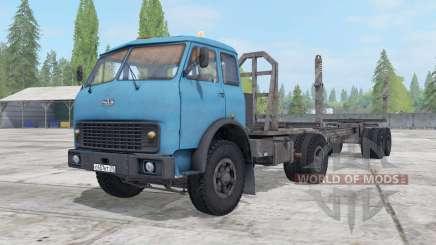 МАЗ-509А для Farming Simulator 2017