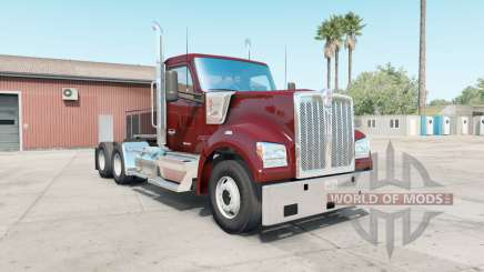 Kenworth W990 Day Cab для American Truck Simulator