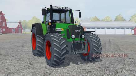 Fendt 820 Vario TMS 2006 для Farming Simulator 2013