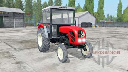 Ursus C-360 light brilliant red для Farming Simulator 2017