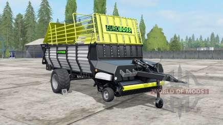 Pottinger EuroBoss 330 T reifen wechselbar для Farming Simulator 2017