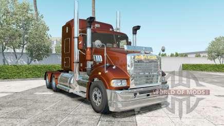 Mack Trident 2008 для American Truck Simulator