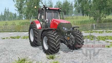 Case IH Optum 300 CVX для Farming Simulator 2015