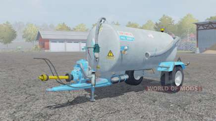 Pomot Chojna T507-6 для Farming Simulator 2013