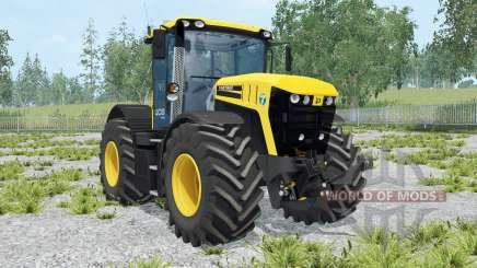 JCB Fastrac 4220 golden dream для Farming Simulator 2015