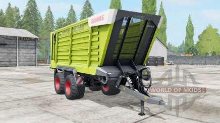 Claas Cargos 700 для Farming Simulator 2017