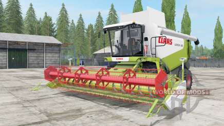 Claas Lexion 580 and 600 для Farming Simulator 2017