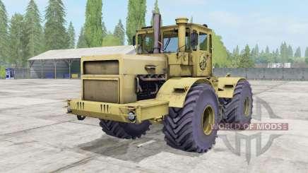 Кировец К-700А выбор кузова для Farming Simulator 2017