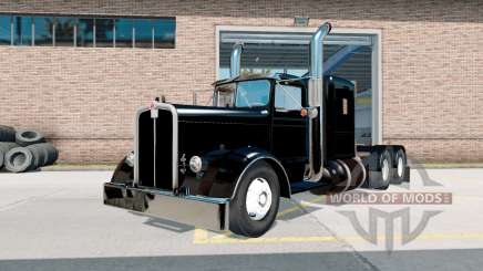 Kenworth 521 black для American Truck Simulator