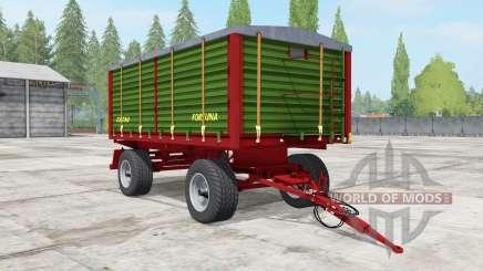 Fortuna K 180 для Farming Simulator 2017