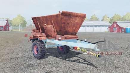 Tornado 5-TM для Farming Simulator 2013