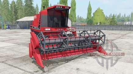 Ideal 9075 International dual front wheels для Farming Simulator 2017