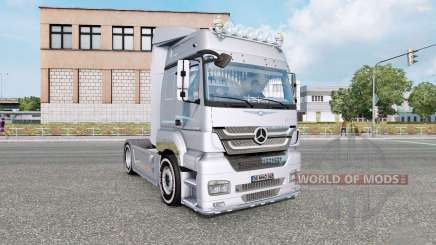 Mercedes-Benz Axor 1840 2005 v2.0 для Euro Truck Simulator 2