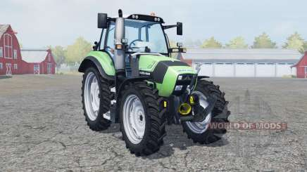 Deutz-Fahr Agrotron TTV 430 care wheels для Farming Simulator 2013