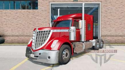 International LoneStar tractor red для American Truck Simulator