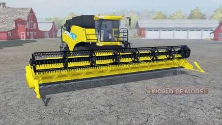 New Holland CR9090 manual ignitioɳ для Farming Simulator 2013