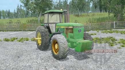 John Deere 4650 для Farming Simulator 2015