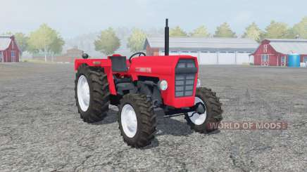 IMT 542 manual ignition для Farming Simulator 2013