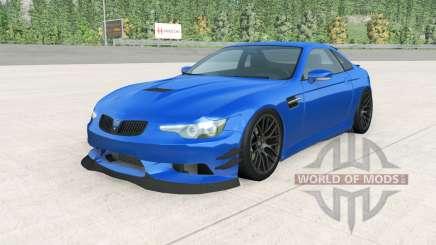 ETK K-Series Modern Racer v0.1.1 для BeamNG Drive