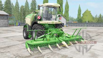 Krone BiG X choice color для Farming Simulator 2017