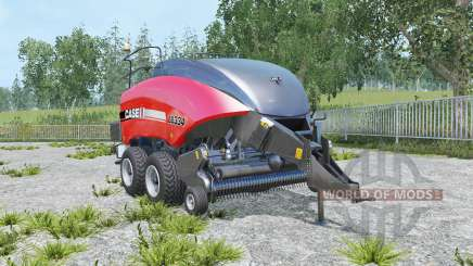 Case IH LB 334 new wheels для Farming Simulator 2015