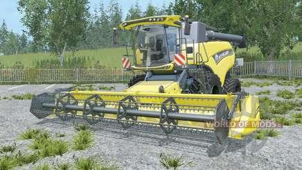 New Holland CR-series pack для Farming Simulator 2015