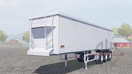 Kroger Agroliner SRB3-35 increased capacity для Farming Simulator 2013