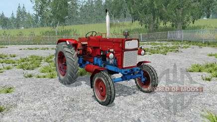 Universal 650 non cab для Farming Simulator 2015
