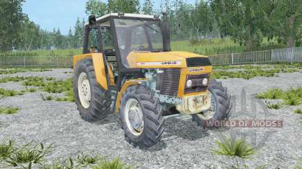 Ursus 914 movable pointer fuel level для Farming Simulator 2015