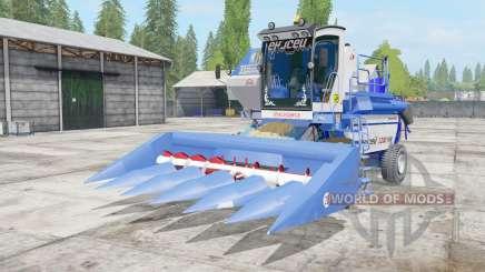 Енисей-1200-НМ для Farming Simulator 2017