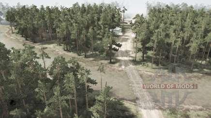 The Verdante Forest 2 для MudRunner