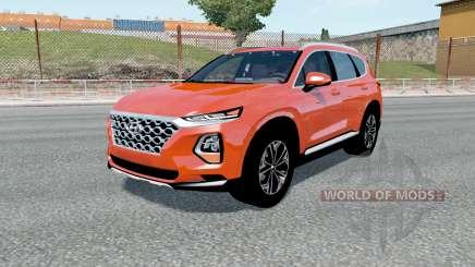 Hyundai Santa Fe (TM) 2018 для Euro Truck Simulator 2
