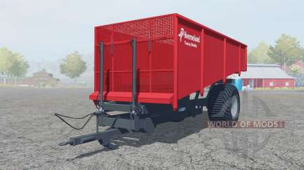 Kverneland Taarup Shuttle для Farming Simulator 2013