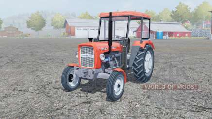 Ursus C-330 4x4 front loader для Farming Simulator 2013