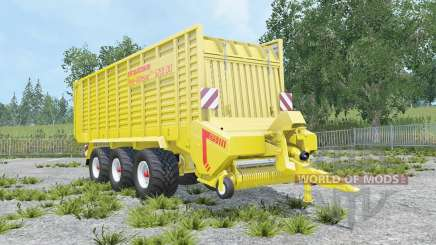 Strautmann Tera-Vitesse CFS three color options для Farming Simulator 2015