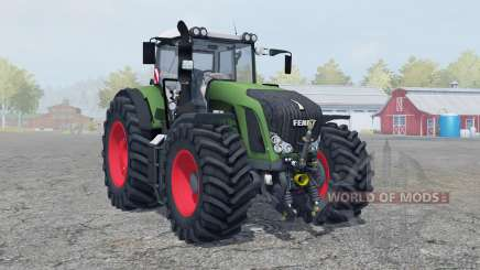 Fendt 924 Vario twin wheels для Farming Simulator 2013
