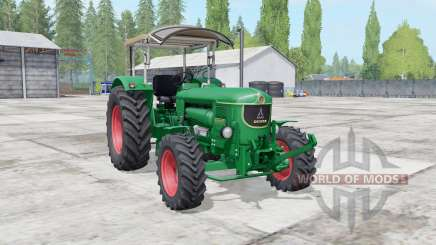 Deutz D 9005 A restoration для Farming Simulator 2017