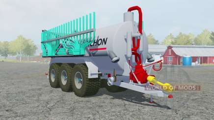 Pichon 25000l для Farming Simulator 2013