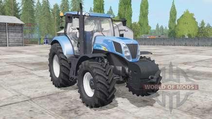 New Holland T7030-7070 для Farming Simulator 2017